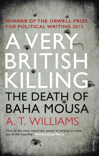 A Very British Killing: The Death of Baha Mousa book cover