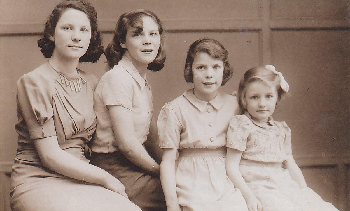 Jean's sisters