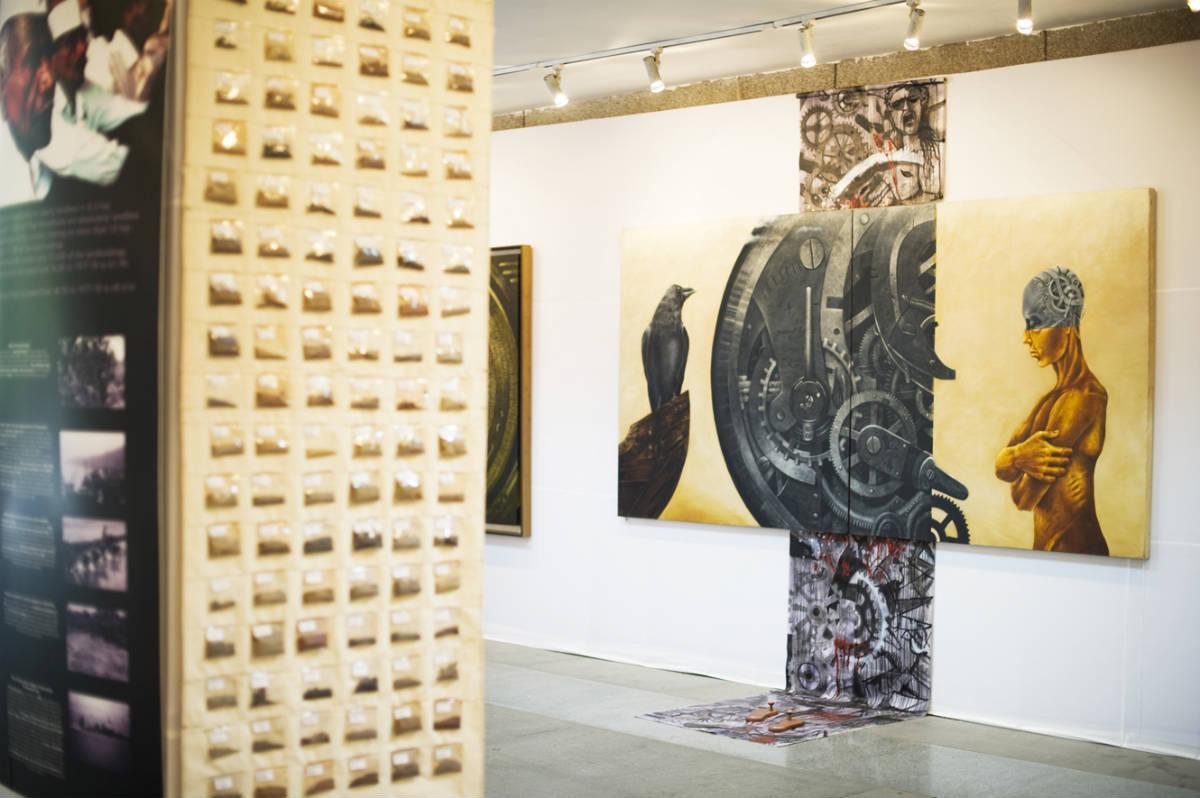 Vikram Nayak exhibition