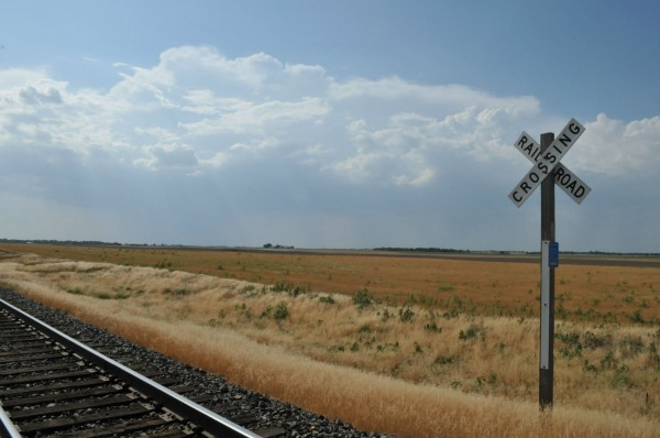 Kansas landscape