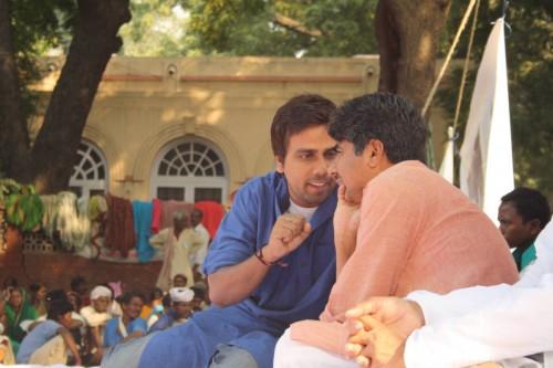 Vikram Nayak and Rajagopalji