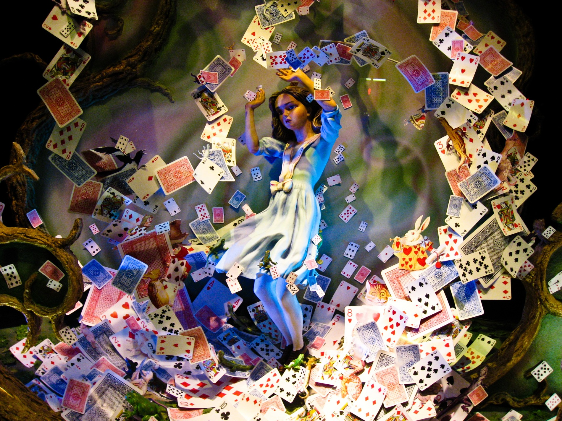 down the rabbit hole A summary of chapter 1: down the rabbit hole in lewis carroll's alice's adventures in wonderland learn exactly what happened in this chapter, scene, or section of alice's adventures in wonderland and what it means perfect for acing essays, tests, and quizzes, as well as for writing lesson plans.