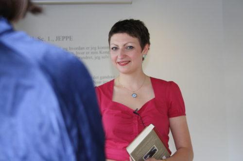 Settled: Russian immigrant Inna turned to Kvinfo