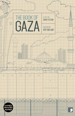 Book of Gaza cover Comma Press