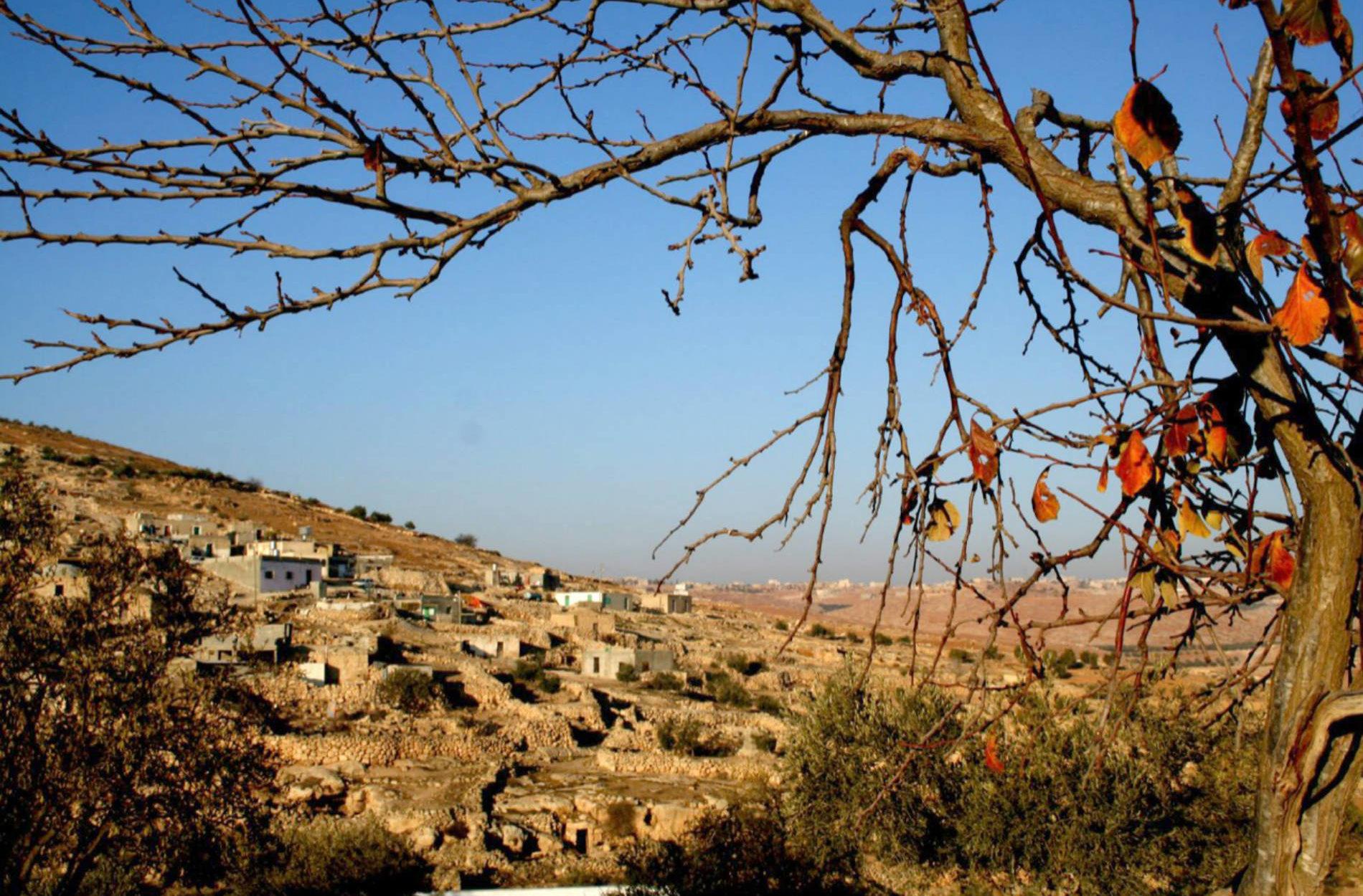 Tuwani Palestine by Jill Granberg
