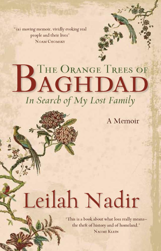 Orange Trees of Baghdad cover