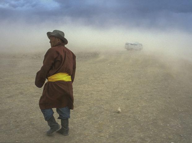 NOMADS Mongolia Banner