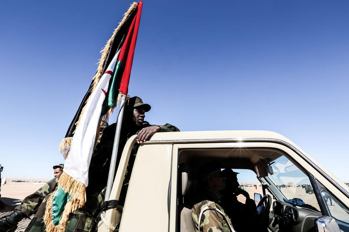 An SPLA's soldier