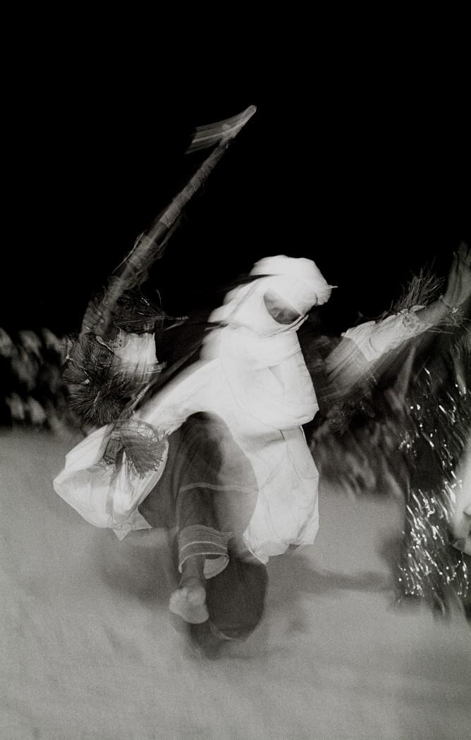 Tuareg Dancer @Bernus Estate