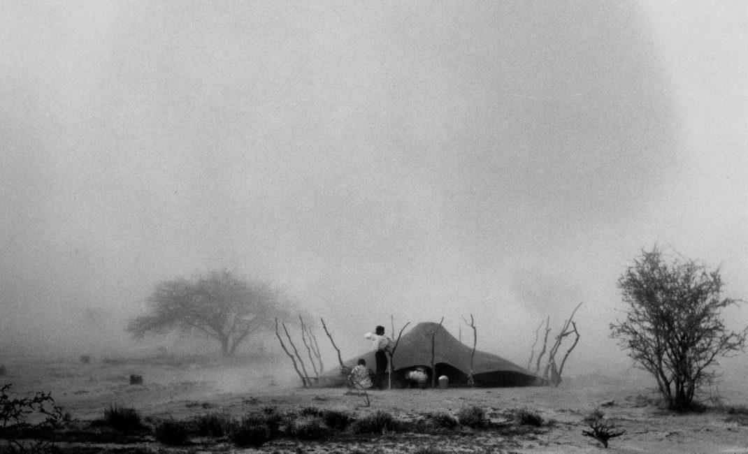 Tornade au Niger @Bernus Estate