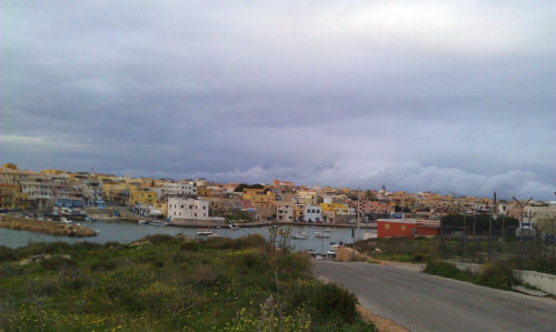 Lampedusa: the Italian island is closer to Africa than Europe