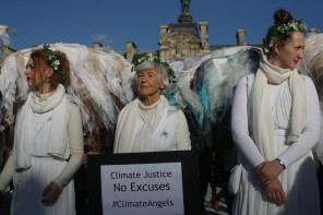 Climate Change and the Paris Conference: Seeing hope in activism