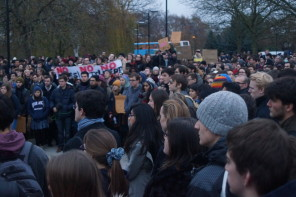 Protest, Free Speech and the University