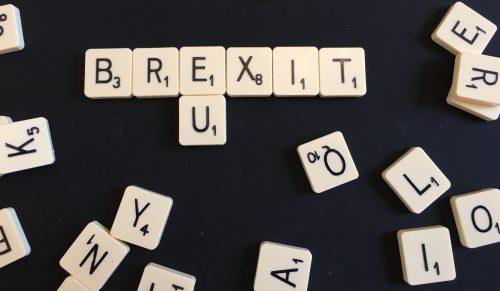 Brexit / EU Scrabble