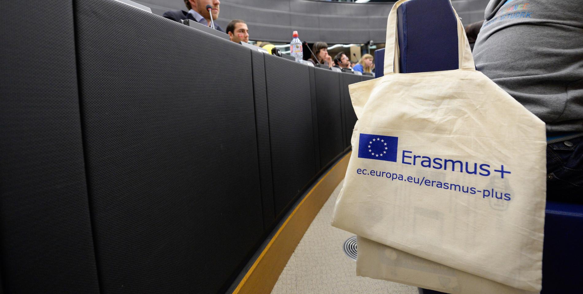 Erasmus+ bags