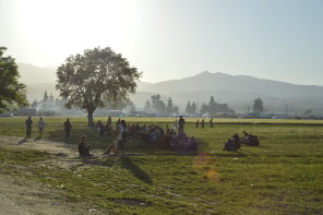 Once upon a time, a hope called Idomeni