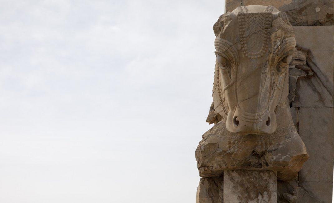 Persepolis. Photo by Fabrizio Saglia.