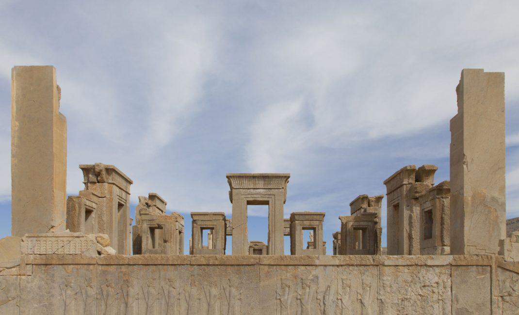 Persepolis. Photo by Fabrizio Saglia.