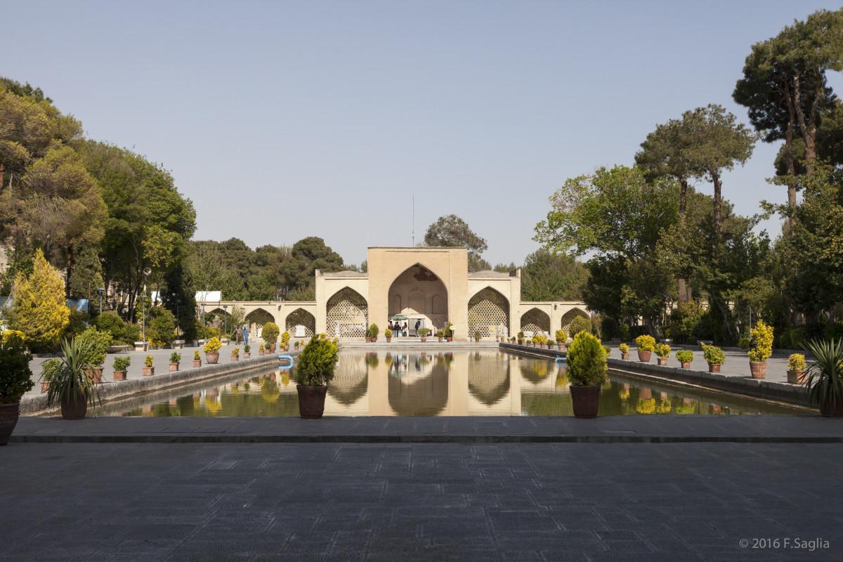 Chehel Sotoun, Isfahan