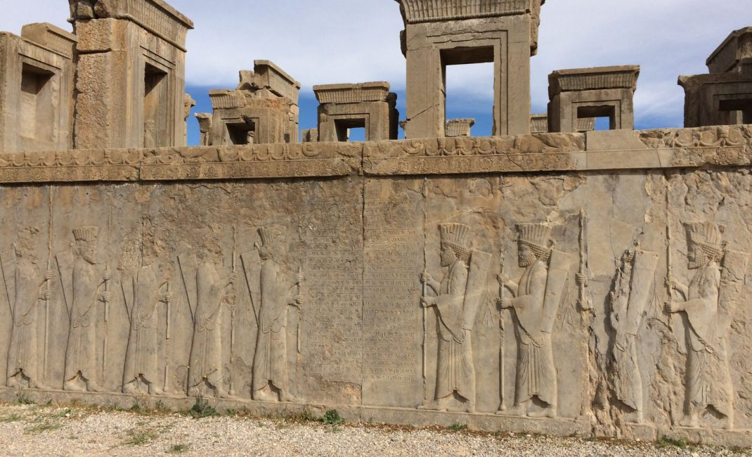 Persepolis. Photo by Chiara Ferroni.