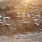 The Bedouin village at Al Khan Al-Ahmar