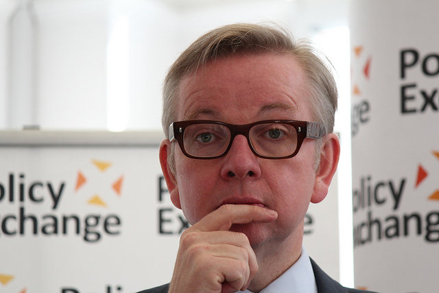 Former Conservative education secretary Michael Gove made major changes to GCSEs.