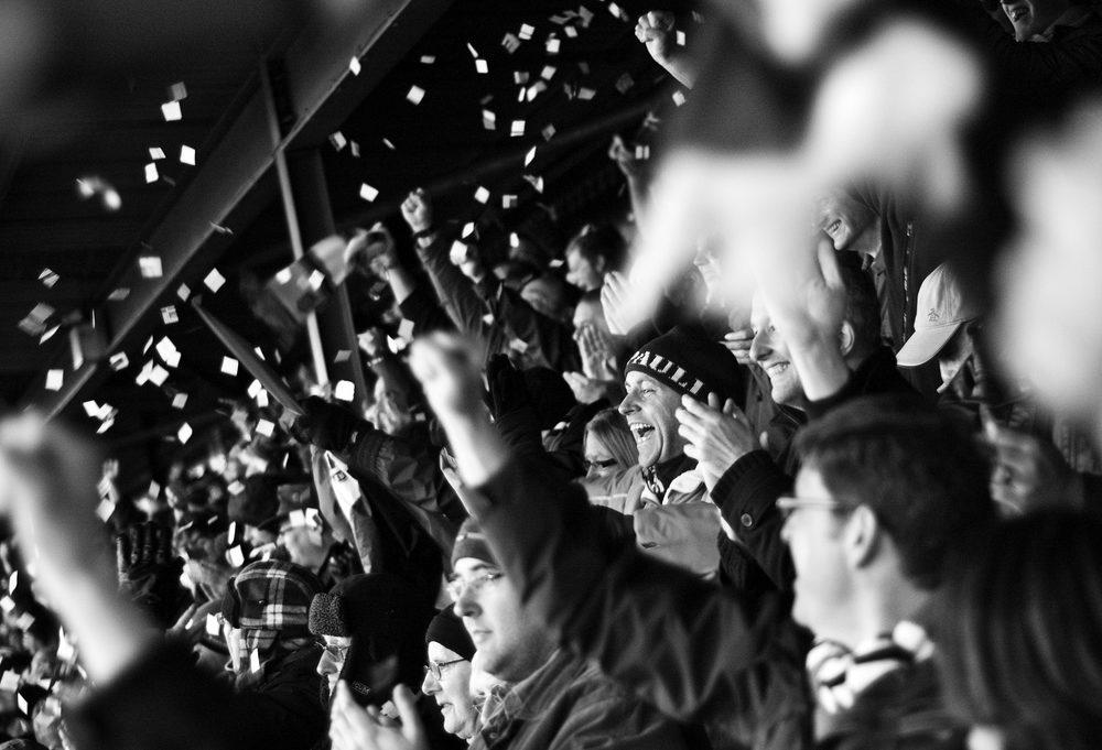 St Pauli FC feature - by Matthew Wilkinson