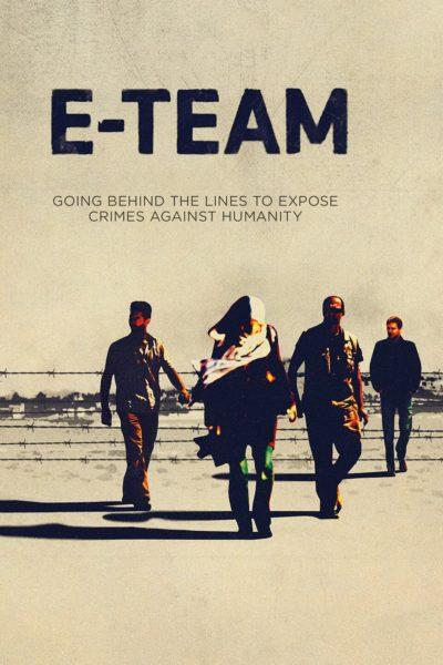 E-team Netflix poster