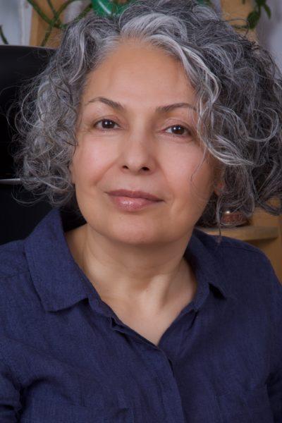Writer Nasrin Parvaz