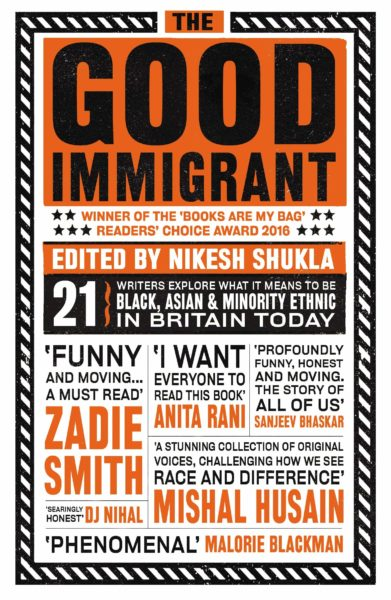 The Good Immigrant book cover