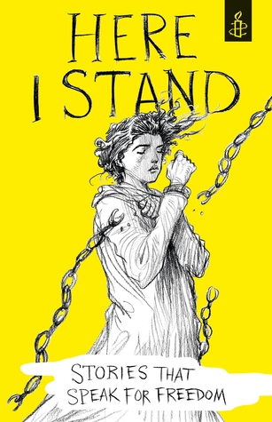 Here I Stand: stories that speak for freedom book cover