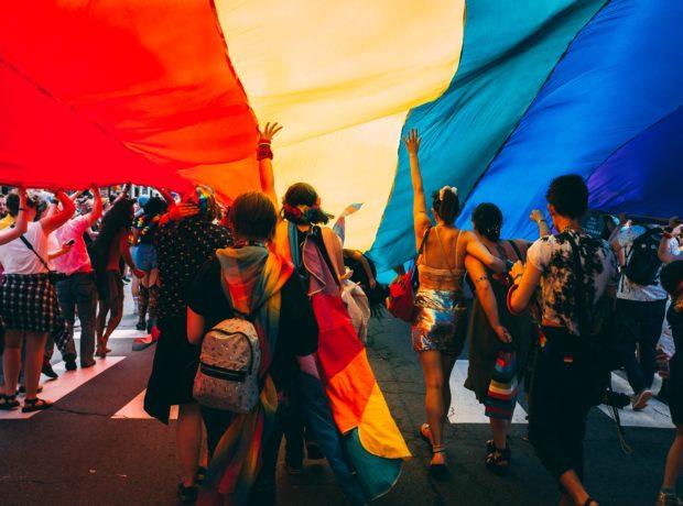 Homophobic hate crimes during LGBT pride