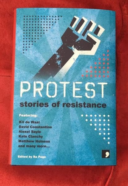 protest: stories of resistance comma press