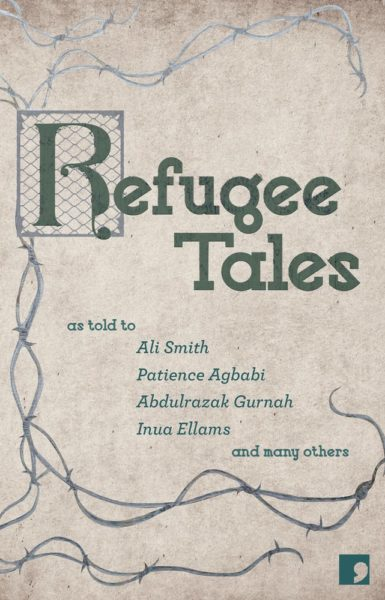 Refugee Tales short stories by Comma Press