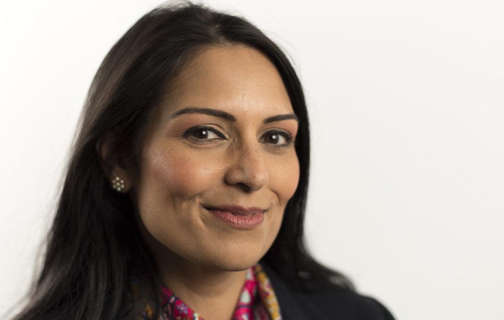 Priti Patel on racism