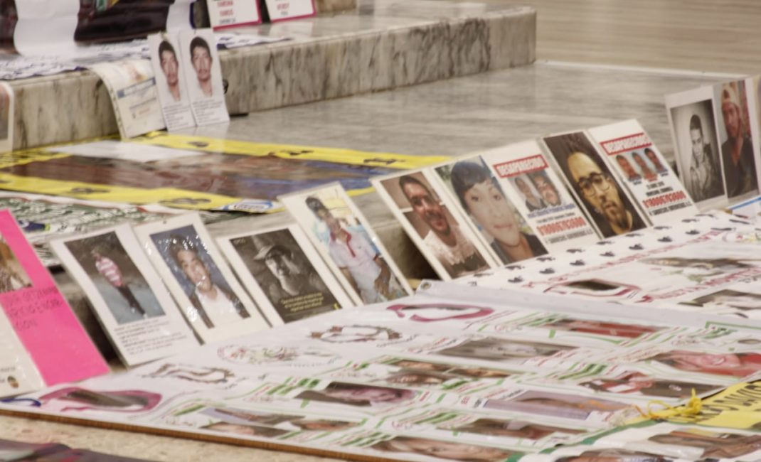 Profiles and pictures of Mexico's disappeared